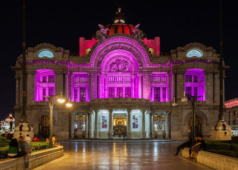11 cosas que debes saber del Palacio de Bellas Artes #México @bellasartesinba | Mexico | Scoop.it