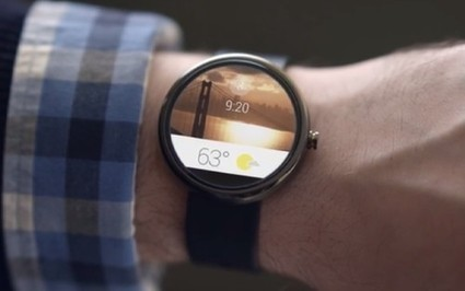 What the Heck Is a Smartwatch, and Why Might I Want One? | Troy West's Radio Show Prep | Scoop.it