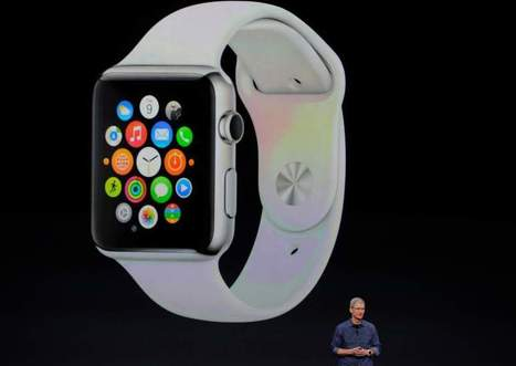Why Nobody Has Any Idea If the Apple Watch Will Win | cross pond high tech | Scoop.it