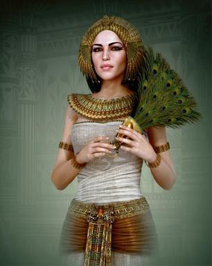 Sobre los atributos de Cleopatra   LVDVS CHIRONIS 3.0   Scoop.it