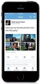 Now You can Tag People in Photos and Create Collages with Twitter - | Digital-News on Scoop.it today | Scoop.it