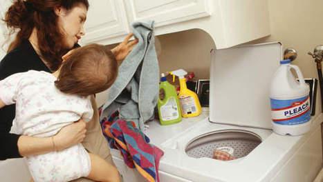 Maman à temps plein? Vous mériteriez un salaire de 85.000 euros par an - 7sur7 | actu maman, enfant, grossesse | Scoop.it