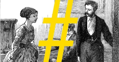 #HashtagEtiquette: 8 People Who Are Doing It Wrong | Antropologia di Twitter | Scoop.it