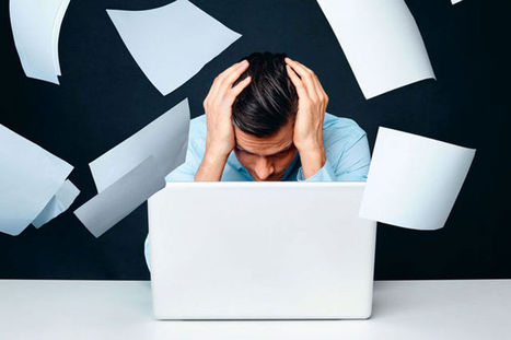 Malade mais fidèle au poste... - Trends.be | Burnout & Boreout | Scoop.it