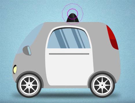 Les voitures autonomes de demain seront-elles programmées pour nous sacrifier en cas d'accident ? | Post-Sapiens, les êtres technologiques | Scoop.it