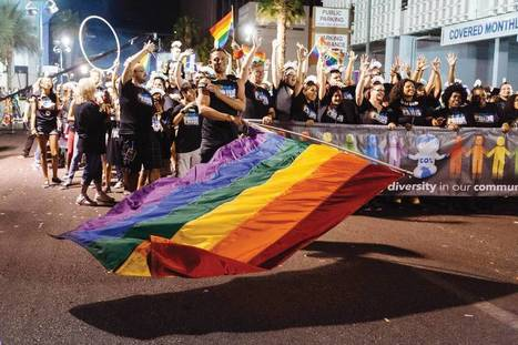 Taking Pride: The LGBT community's biggest weekend expands to create a destination event | LGBT Destinations | Scoop.it