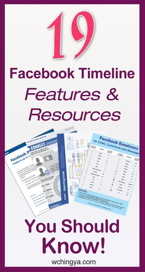 19+ Facebook Timeline Features and Resources You Should Know! | Social @ Blogging Tracker | How to Market Your Small Business | Scoop.it