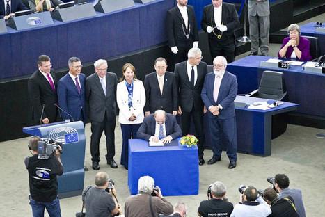 L'Accord de Paris en vigueur avant la COP22. Et maintenant ? | Risques environnement & santé, changement climatique, risques liés aux modes de vie contemporains | Scoop.it