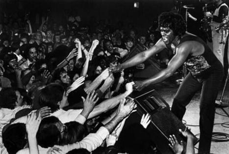 Twitter / History_Pics: James Brown at the Newport ...   jazz   Scoop.it