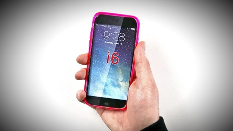 Purportedly 'leaked' iPhone 6 case compared with iPhone 5s, Nexus 5 and Note 3 in video | Digital Lifestyle Technologies | Scoop.it