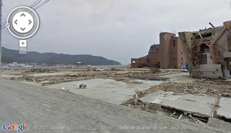 Google Street View ré-enregistre les rues du Japon après le séisme et le tsunami pour une devoir de mémoire. | toute l'info sur Google | Scoop.it