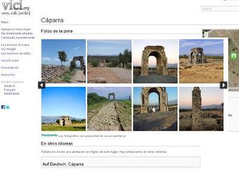 TIC: Construcciones del Imperio Romano situadas en un mapa de Google. | Enfermedades degenerativas | Scoop.it
