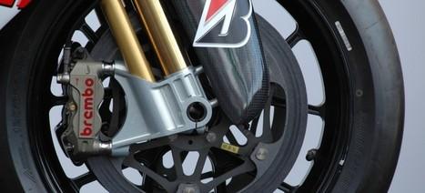 La carte des zones de freinage des circuits du MotoGP par Brembo | La poignée dans l'angle | Web | Scoop.it