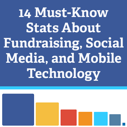 14 Must-Know Stats About Fundraising, Social Media, and Mobile Technology | Crowdfunding Startups | Scoop.it