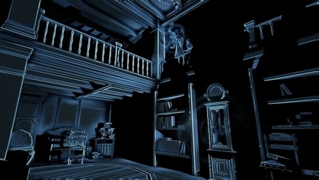 Perception, un jeu d'horreur qui vous met dans la peau d'une aveugle | Serious games | Scoop.it