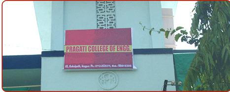 Pragati college of Engineering in Nagpur | Best Engineering college Nagpur | distance education in india | Scoop.it