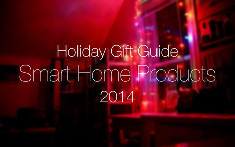 Holiday gift guide: Smart home products – get a jump on HomeKit for 2015 | 9 to 5 Mac | iPad and iPhone Gifts, Gift Guides and Ideas | Scoop.it