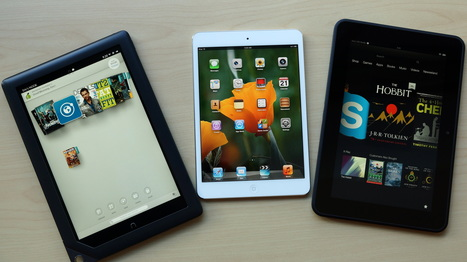Tablet shipments to jump 68%, PCs to slip 10%, says Gartner | Audiovisual Interaction | Scoop.it