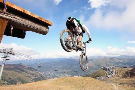 Mountain Biking in Saint Lary •ACTIVE AZUR | Christian Portello | Scoop.it