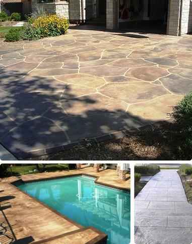 Decorative concrete overlays | sealwizesc | Scoop.it