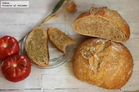 Hogazas de pan de espelta. Receta para el #DíadelaEspelta   Horno de Pan   Scoop.it