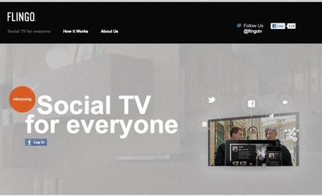 Flingo e la SocialTV: un trend di successo | Bulk Update | Scoop.it