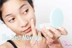 Makeup Tips For Acne – Cover Acne & Get Flawless Skin | Fashion Trends | Your choice for dress | Scoop.it