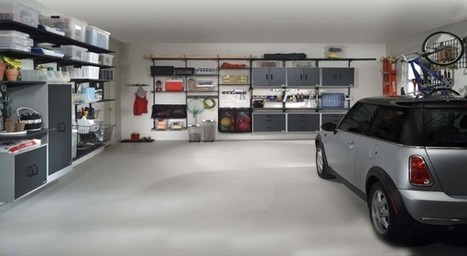How You Can Convert a Garage into a Closet | MSS Houston | Scoop.it