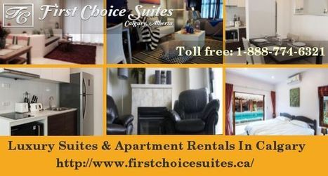 Looking for Best Luxury Apartment | Furnished Apartments In Calgary | Scoop.it
