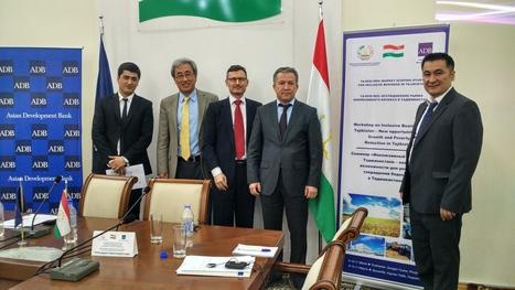 Inclusive Business in Tajikistan - ADB Workshop | Inclusive Business in Asia | Scoop.it