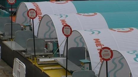 Lyon teste une déchetterie fluviale - France 3 Rhône-Alpes | Veille secteur | Scoop.it