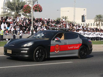 In Qatar, The Police Cars Are Porsches | Commodities, Resource and Freedom | Scoop.it