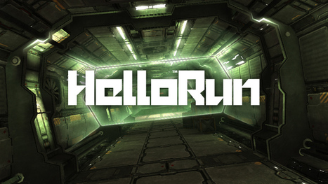 HelloRun™ | Amazing HTML5 | Scoop.it
