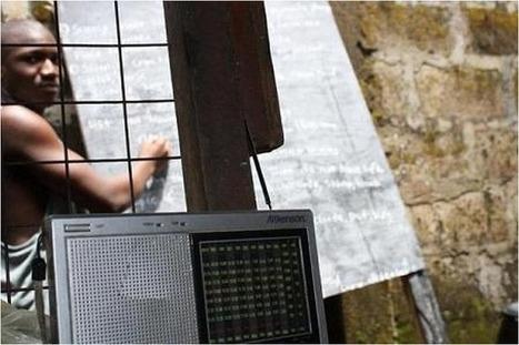 School on the radio: Using tech to teach kids during Ebola crisis | Radio Hacktive (Fr-Es-En) | Scoop.it