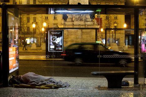 Perfil do sem-abrigo em Lisboa está a mudar | Deambulações | Scoop.it
