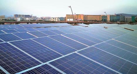 City airport increases solar energy output | Solar Energy projects & Energy Efficiency | Scoop.it