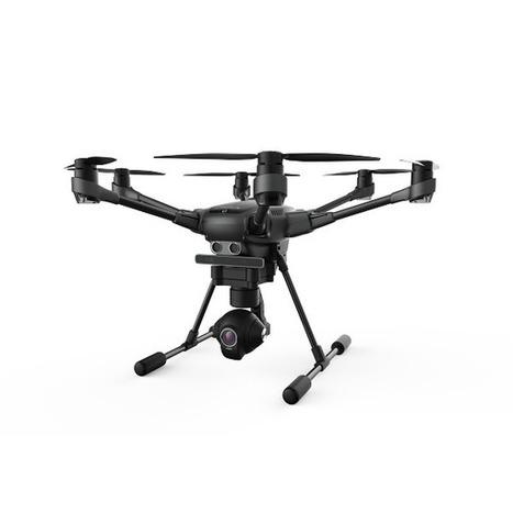 Banc d'essai – Le Typhoon de Yuneec, un drone dans un jeu de quilles | Drone | Scoop.it