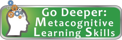 Metacognition | Center for Teaching | Vanderbilt University | Pensamiento crítico y su integración en el Curriculum | Scoop.it