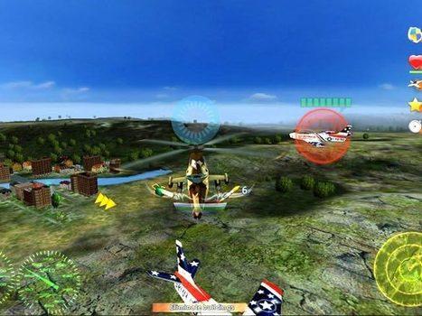 تحميل لعبة حرب الهليكوبتر Helicopter Wars للكمبيوتر | تحميل العاب مجانية | kadergtu | Scoop.it