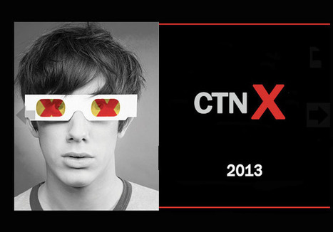 This Weekend In Burbank: CTN Animation Expo 2013 - Indie Wire (blog) | Most IN the Post | Scoop.it