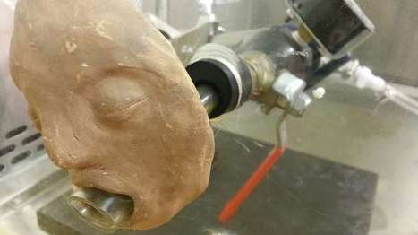 Vomiting machine projects better understanding of how stomach bugs spread | The future of medicine and health | Scoop.it
