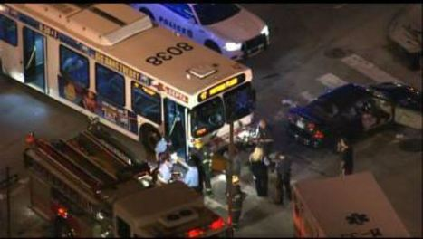 Several Injured In 3 Separate Accidents Involving SEPTA Buses - CBS Local | transportation in south africa | Scoop.it