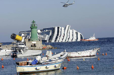 Refloating Costa Concordia to be largest maritime salvage in history | Latest News & Updates at Daily News & Analysis | All about water, the oceans, environmental issues | Scoop.it
