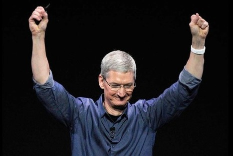 Dr. Apple Takes First Steps Into the Trillion-Dollar Health Sector | Strategy | Scoop.it