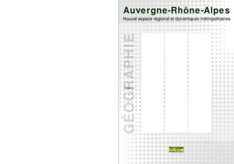 Grenoble - Atlas AUVERGNE – RHÔNE-ALPES : Qualité de vie, habitants et environnement. Tome 2 | Dernières publications des agences d'urbanisme | Scoop.it