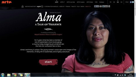 Upian strikes back: Alma is out | i-docs | Interactive Documentary (i-Docs) | Scoop.it