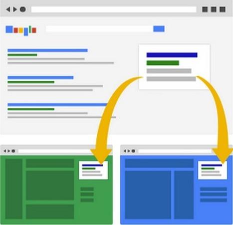 Les Types de Campagnes sur Google - Guide Complet | Médias sociaux & web marketing | Scoop.it