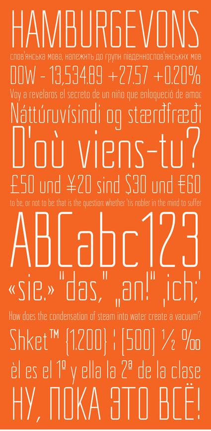 14 High Quality FreeFonts For Designers | Fonts | Graphic Design Junction | de todo un poco | Scoop.it