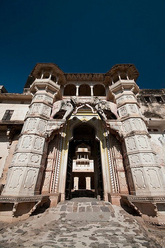 India Travel – Bundi Palace - Lonely Planet | Gateway to India | Scoop.it
