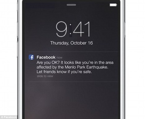 Facebook rolls out Safety Check for natural disasters | Kickin' Kickers | Scoop.it